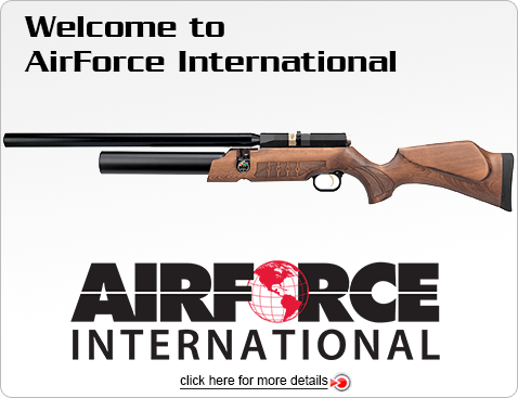 Welcome to AirForce INTERNATIONAL